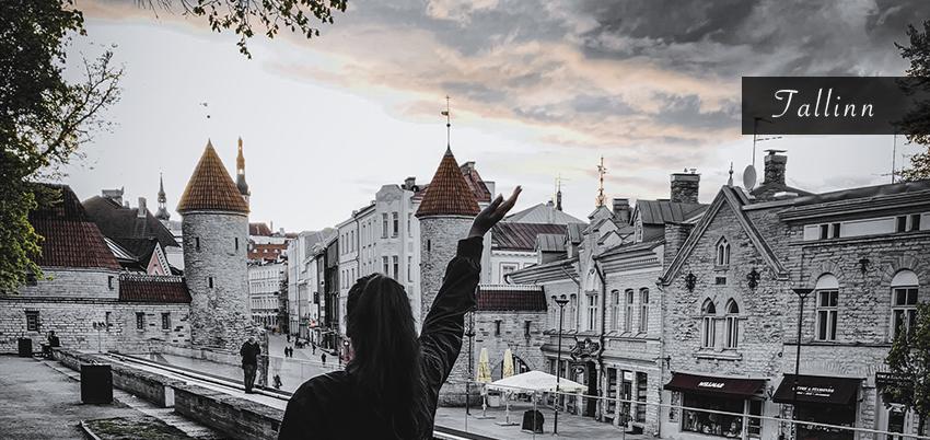 Instagram worthy places in Tallinn